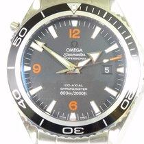 Omega 2200.51.00 Acero Seamaster Planet Ocean 45,5mm