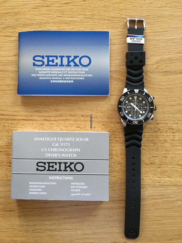 537ff740ac4 Compre relógios de quartzo da Seiko na Chrono24 a bom preço