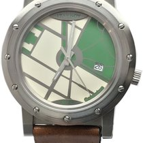 Itay Noy Steel 42.4mm Automatic NY pre-owned