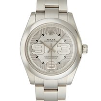 Rolex 177200 Steel 2013 Oyster Perpetual 31 31mm pre-owned
