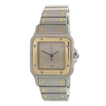 Cartier Santos 1566 Mens Watch