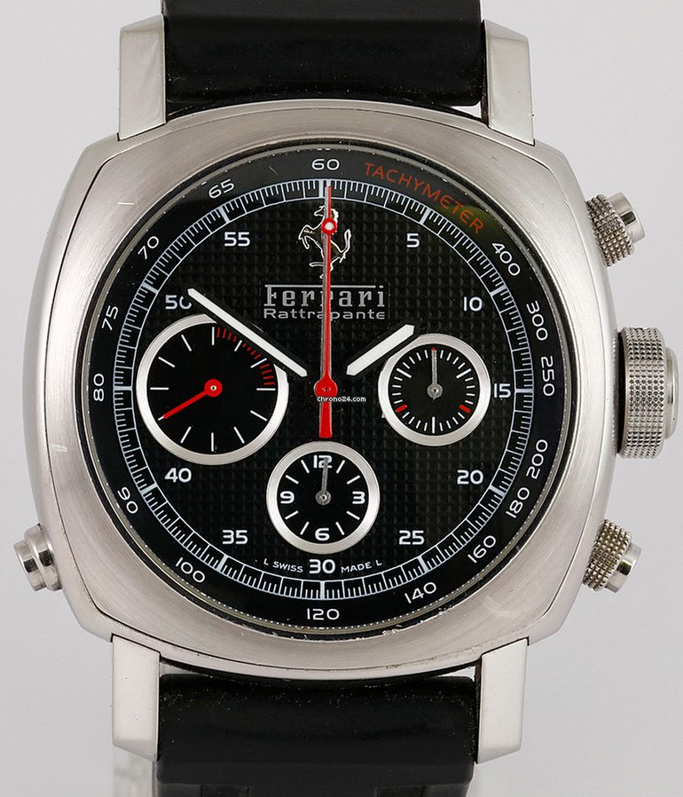 cd728ae5877 Panerai Ferrari Rattrapante FER00005
