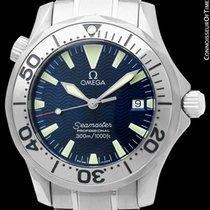 Omega Seamaster Diver 300 M Steel 36mm Blue United States of America, Georgia, Suwanee