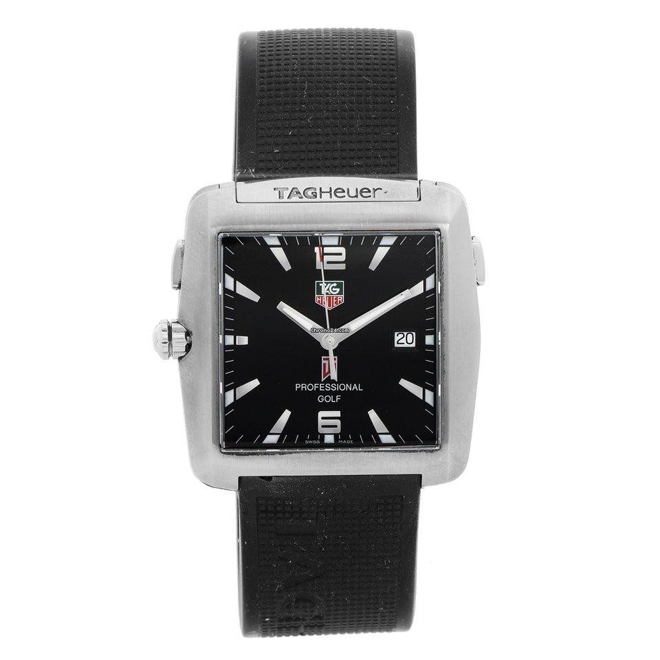 caa2dfef5ed74 TAG Heuer Professional Golf Watch - all prices for TAG Heuer Professional  Golf Watch watches on Chrono24