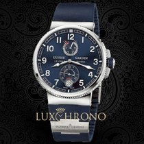 Ulysse Nardin Marine Chronometer Manufacture 1183-126-3/63 2015 подержанные