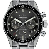 Blancpain Fifty Fathoms Bathyscaphe 5200-1110-70B 2019 new