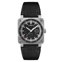 Bell & Ross BR 03-96 Grande Date Steel 42mm Black United States of America, Florida, Miami
