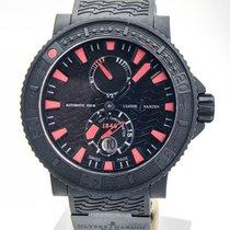 Ulysse Nardin Diver Black Sea Steel 45mm Black United States of America, Illinois, BUFFALO GROVE