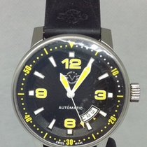 Gevril Steel 40mm Automatic 019-N4012 new
