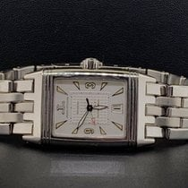 Jaeger-LeCoultre Reverso Grande Taille pre-owned 26mm Silver Steel