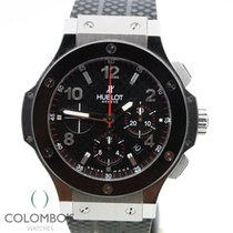 Hublot Big Bang 44 mm Acero 44mm Negro Árabes España, Granollers, colomboswatches.com