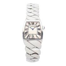 Cartier La Dona de Cartier Acero 28mm Plata Romanos