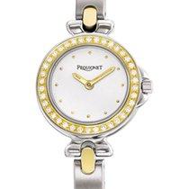 Pequignet Gold/Steel 22mm Quartz 5785319 new