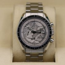 Omega Speedmaster Professional Moonwatch Steel 42mm Silver No numerals United States of America, Tennesse, Nashville