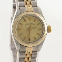 Rolex Lady-Datejust Goud/Staal 24mm Goud