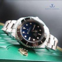 Rolex Sea-Dweller Deepsea Steel 44mm Blue No numerals South Africa, Johannesburg