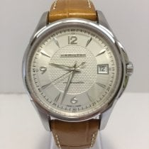 Hamilton Jazzmaster Viewmatic Steel 37mm Silver Arabic numerals United States of America, New Jersey, Butler