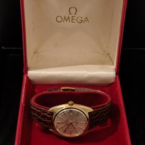 Omega Constellation Yellow gold 35mm Gold No numerals United Kingdom, Wakefield