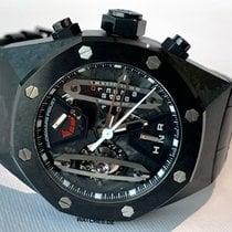 Audemars Piguet Royal Oak Concept Carbon 44mm Schwarz