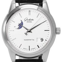 Glashütte Original Senator Panorama Date Moon Phase 100-04-13-02-04 2000 pre-owned