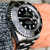 Rolex Sea-Dweller 126600 2018 новые