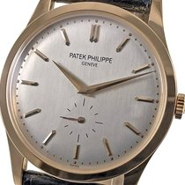 Patek Philippe Calatrava 5196R-001 2005 pre-owned