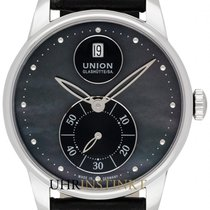 Union Glashütte Seris Otel 36mm Sidef