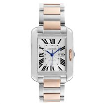 Cartier Tank Anglaise W5310007 2012 pre-owned