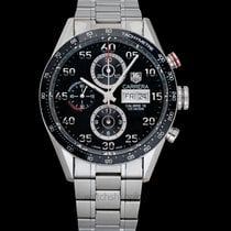 TAG Heuer Carrera Calibre 16 Steel 43mm Black United States of America, California, Burlingame