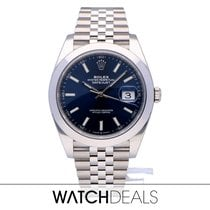 Rolex Datejust II new 2020 Automatic Watch with original box and original papers 126300