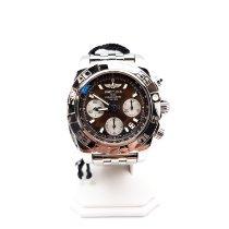 Breitling Chronomat 41 Steel Brown