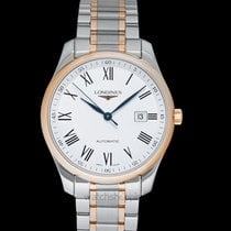Longines Master Collection Acero 42.00mm Blanco
