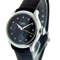 Oris Artelier Date Steel 34mm Black United States of America, Florida, Miami
