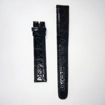 Zenith Crocodile Strap XL  18/16mm black