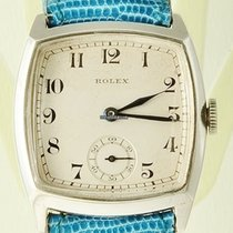 Rolex Silber Handaufzug 32mm gebraucht