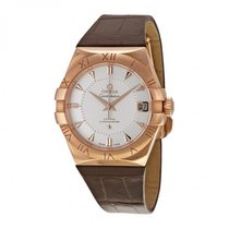 Omega Unisex 12353382102001 Constellation Automatic Watch