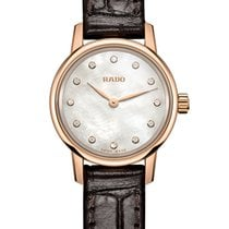 Rado R22891915 Coupole Classic 21mm  Diamonds Ladies Watch