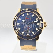Ulysse Nardin Red gold Automatic pre-owned