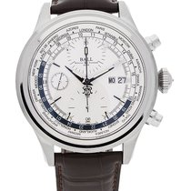 Ball Trainmaster Worldtime Steel 42mm Silver