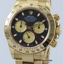 勞力士 (Rolex) Daytona 116528 Yellow Gold Box Papers