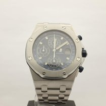 Audemars Piguet Royal Oak Offshore Blue TROPICAL Ref.25721ST