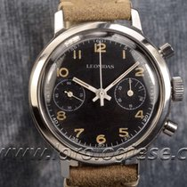 Leonidas Waterproof Military-style Vintage 1969 Chronograph...