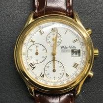 Wyler Vetta 1102.1  chronograph automatic gold