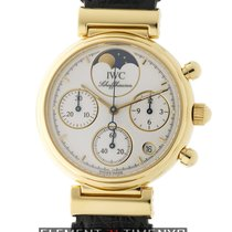 IWC IW3735 Yellow gold Da Vinci Chronograph 29mm pre-owned United States of America, New York, New York
