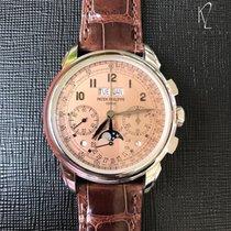 Patek Philippe 5270P-001 Platin 2019 Perpetual Calendar Chronograph 41mm neu Schweiz, Geneva