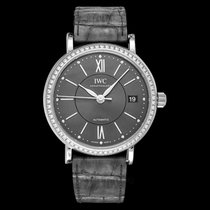 IWC Portofino Automatic Steel 37.00mm Grey United States of America, California, San Mateo