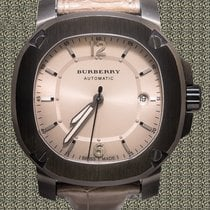 Burberry Steel 43mm Automatic BBY12051 pre-owned