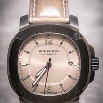 Burberry Stahl 43mm Automatik 12051 gebraucht