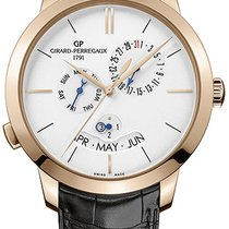 Girard Perregaux 49547-52-131-BB60 Rose gold 1966 new United States of America, New York, Brooklyn