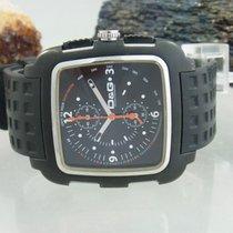Dolce & Gabbana D&g Dolce & Gabbana Square Chronograph...